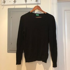 Benetton Merino Sweater